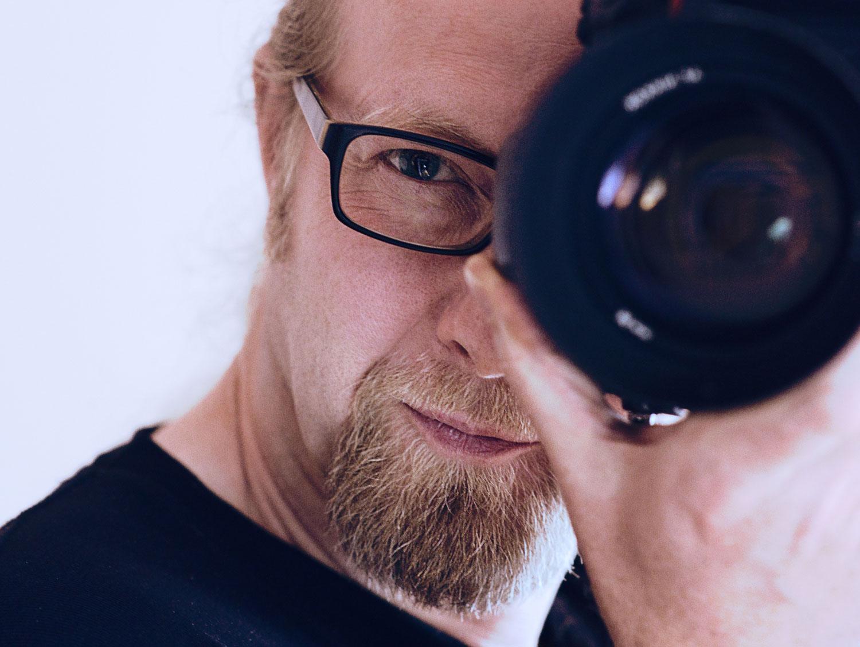 Portrait Dieter Düvelmeyer Fotograf