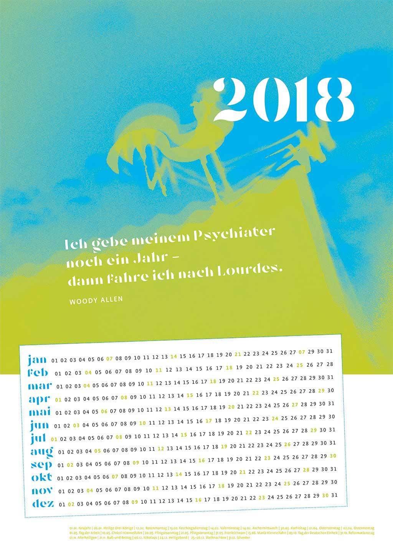 Jahreskalender 3