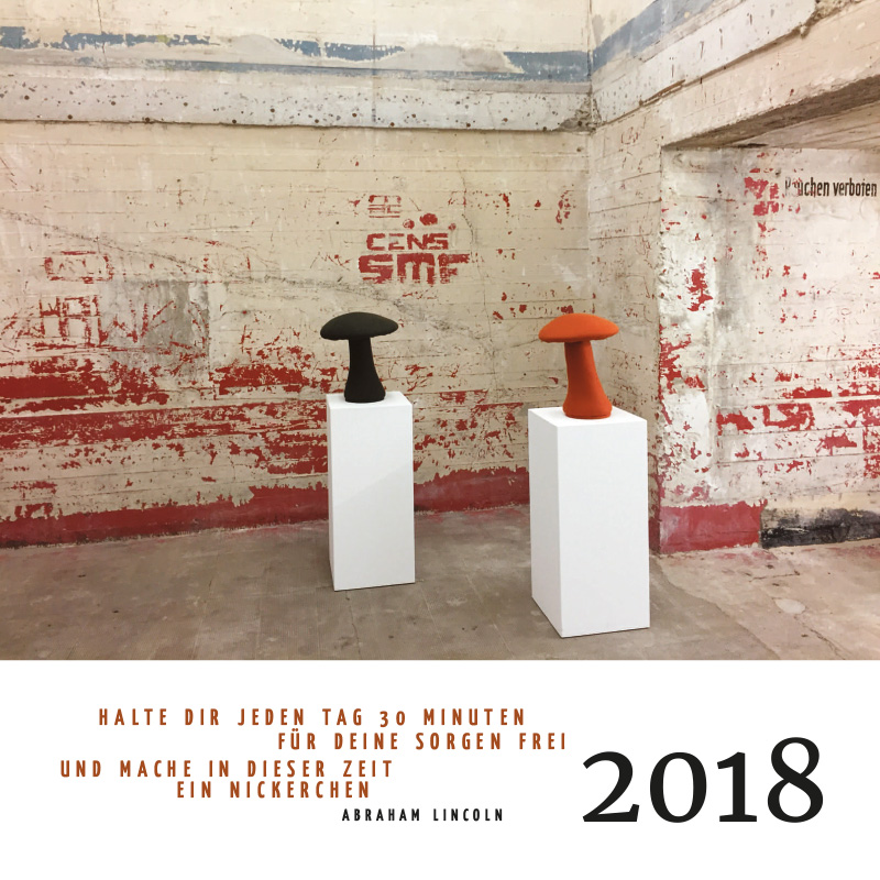 Tischkalender 2018