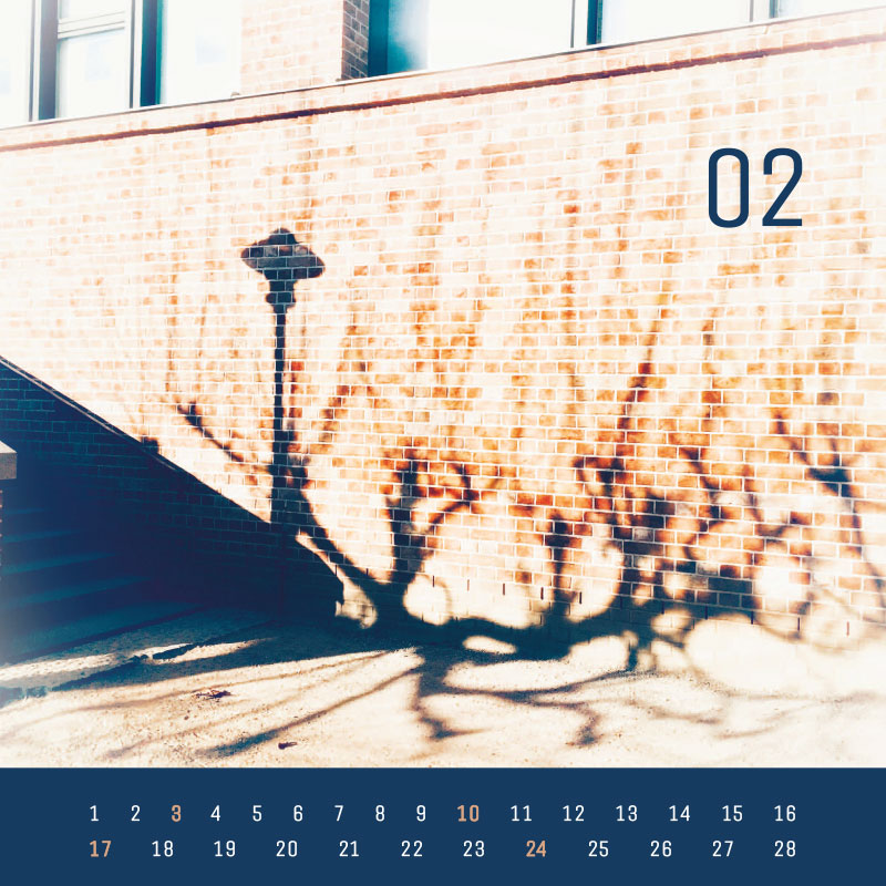 Fotokalender 2019 Februar