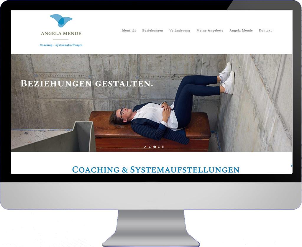 Angela Mende Coaching, Karlsruhe